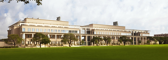 A rendering of the Interdisciplinary Life Sciences Building